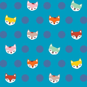 The Magical Foxes