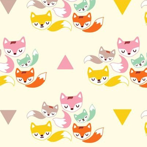 The Magical Foxes II