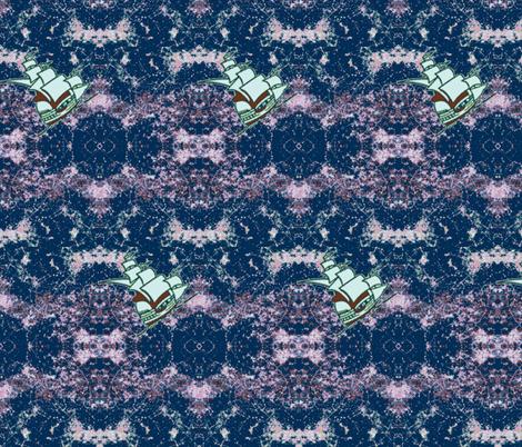 Nebula sailing