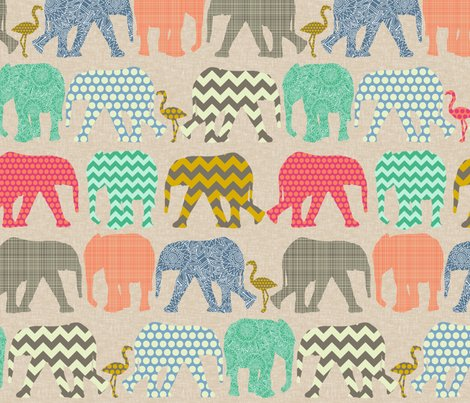 Rlinen_baby_elephants_and_flamigos_st_sf_shop_preview