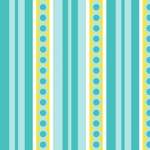 Circus tent stripes