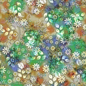 Danish Modern Floral