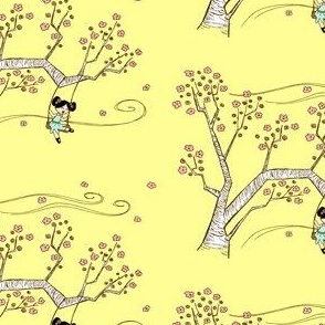 CHERRY_BLOSSOM_Yellow