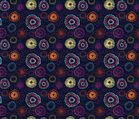 POW fabric by ali_benyon_designs on Spoonflower - custom fabric