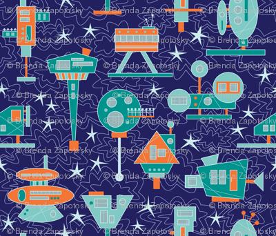 Alien Architecture (Space)