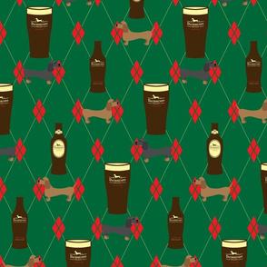 Irish Dachshunds Beer