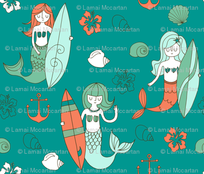 Mermaid Surf Co
