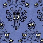 Haunted Mansion eyes (lighter backdrop)
