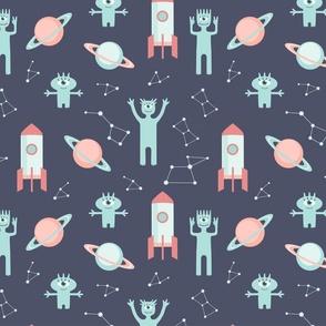 Cosmic pattern