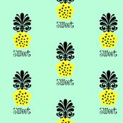 sweet pineapple -ed