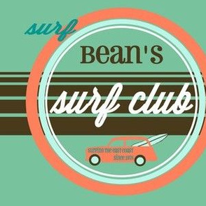 Bean's surf club