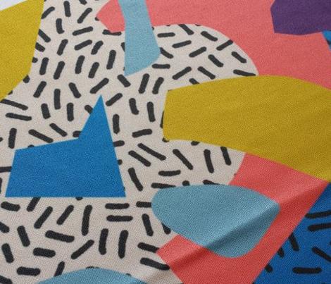 Memphis Inspired Pattern 1