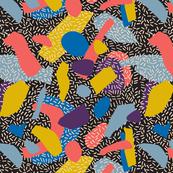 Memphis Inspired Pattern 2