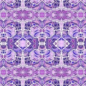Peter Piper Picked a Peck of Purple Paisley