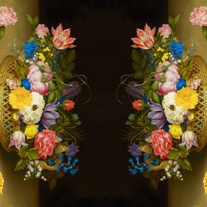 Flower Still Life Painting by Ambrosius Bosschaert