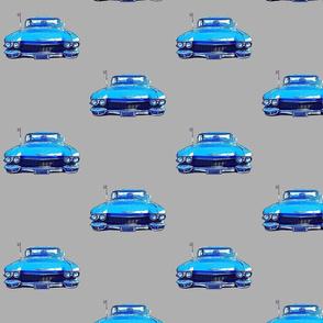 Tiitu's Cadillac grey background