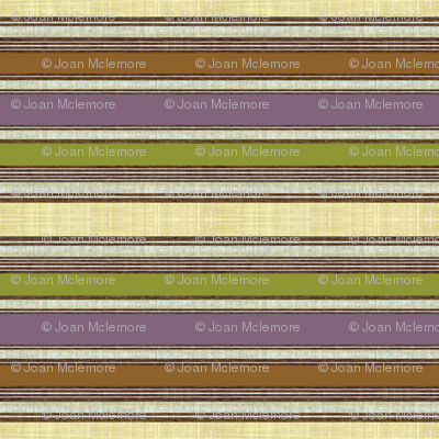 Cabin Stripe wallpaper border