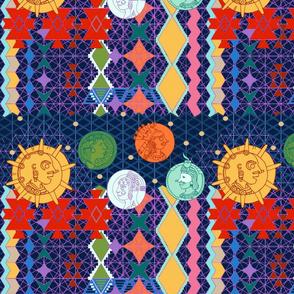 Aztec Cosmology