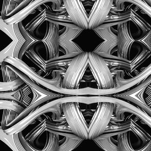Cyborg Guts Silver