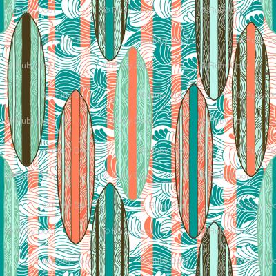 Surfer Stripe