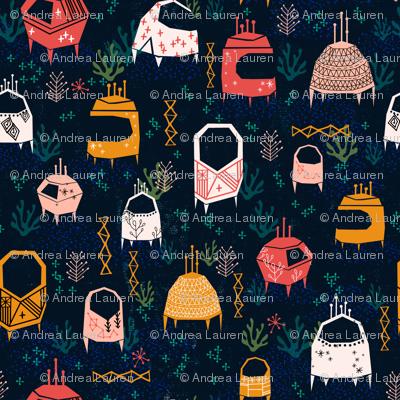Voyage to the Cosmic Neighborhood by Andrea Lauren