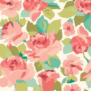 Roses Floral
