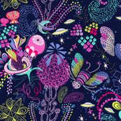 Le Jardin Cosmique - main Design