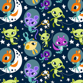 Gathering Stars