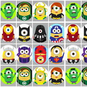 Despicable Me Superheros