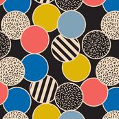 Memphis Inspired Pattern 6