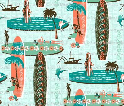 Gon Tiki Surf