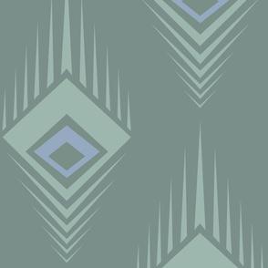 Green_peacock2