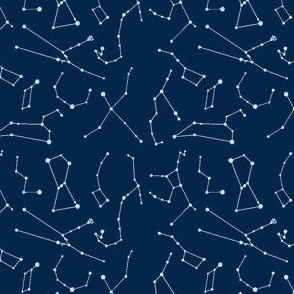 constellations -night sky andblue--ch
