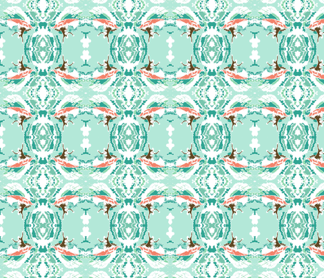 Sufer Dude fabric by mj_designs on Spoonflower - custom fabric