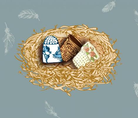 Nesting Thimbles
