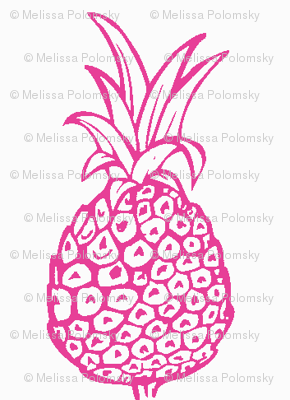 Pineapple Party in Pink!