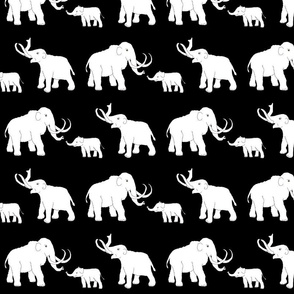 mammoths_black