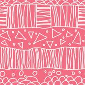 Salmon Scribbles