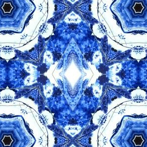 Porcelain Mandala