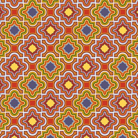 Autumn Jigsaw Tiles