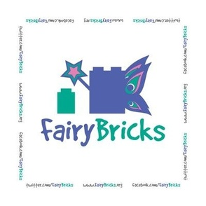 FairyBricks Fabric