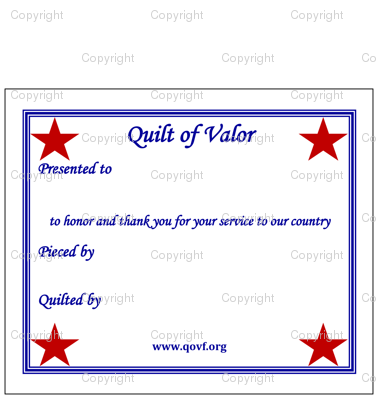 Qov Quilts Of Valor Fabric Marthatabis Spoonflower