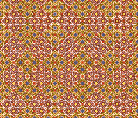 Autumn Jigsaw Tiles 3