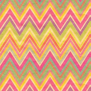 Fiesta Craft Chevron Stripe ZIG ZAG