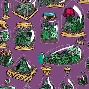Guilded Terrariums