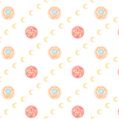 Sailor Moon Crest Print