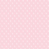 Fawn mini white on pink 500