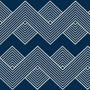 Modern Uniformity - Blue