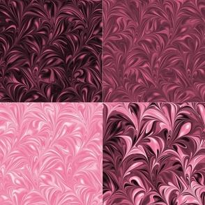 Begonia Swirl Set