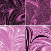 Blossom Swirl Set
